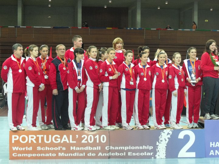 Samo Srbija na postolju sa medaljama